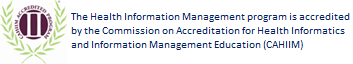 Commission on Accreditation for Health Informatics and Information Management