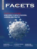FACETS cover with covid cloud