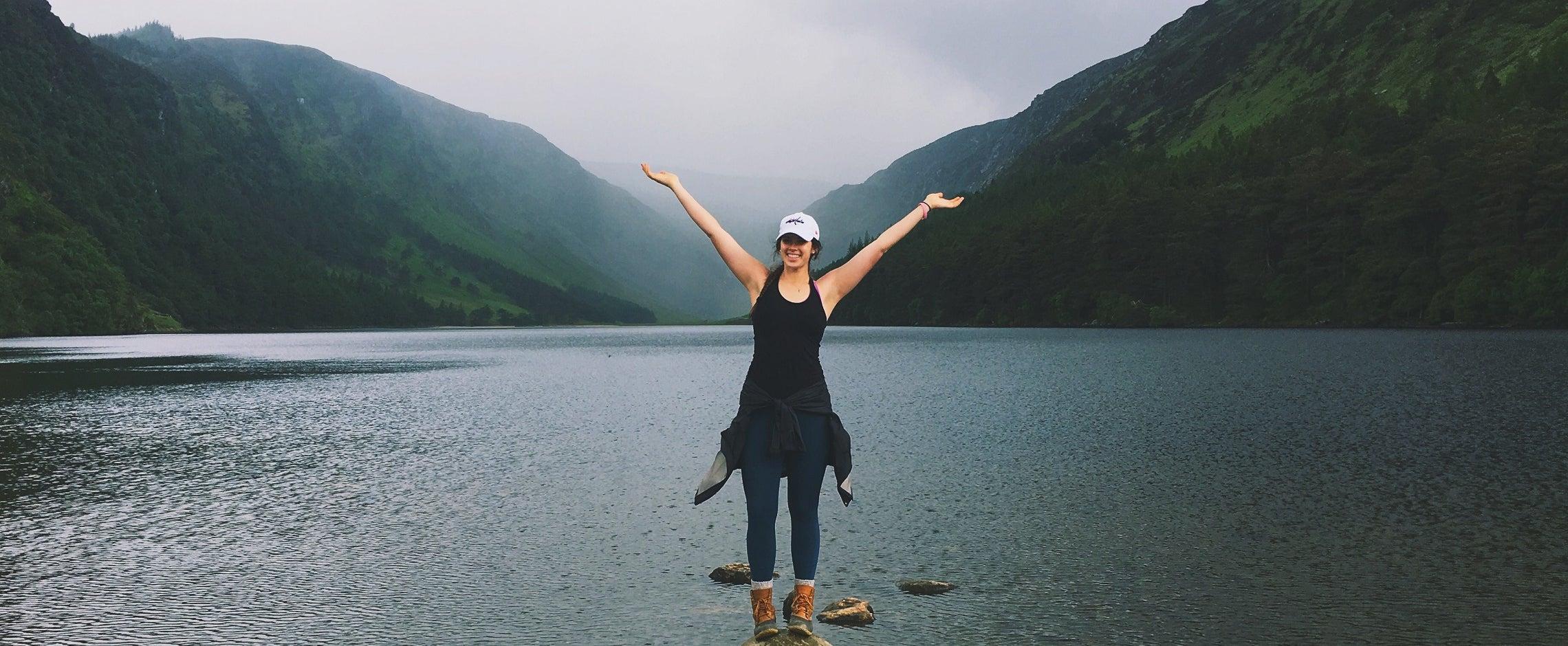 Student in Ireland