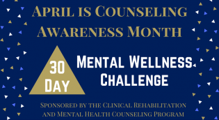 Counseling Awareness Month