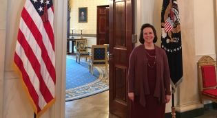 OT Chair at Whitehouse