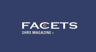 SHRS Magazine, FACETS Logo