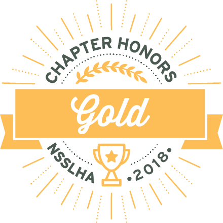 CSD NSSHLA Group Receives Gold Chapter Honors