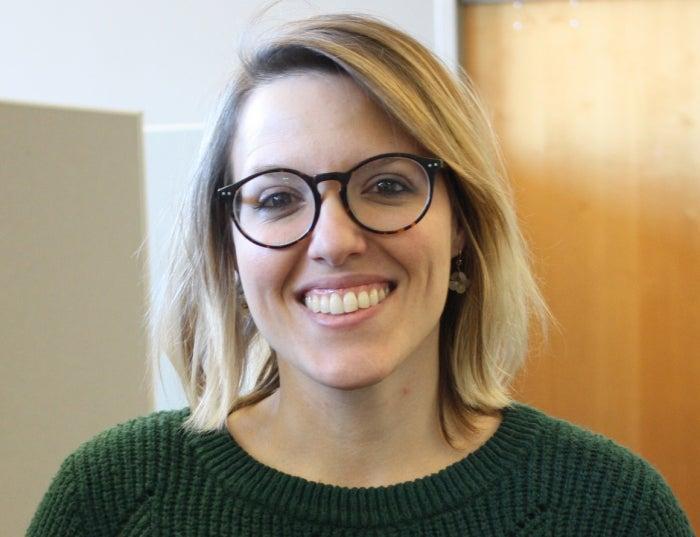 Samantha Hurst